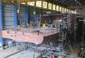 Vessel Hull Stern View March 2017