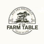 at the Farm Table B&B logo