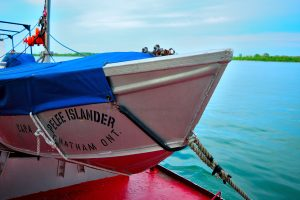"image of a boat called ""Pelee Islander"""